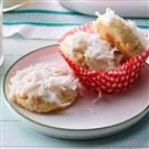 Snow-Topped White Chocolate Macadamia Cookies