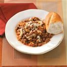 Southwest Beef & Rice Skillet