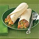 Southwest Beef Burritos