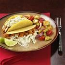Southwest Fish Tacos