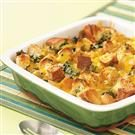 Southwest Spinach Strata