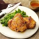 Spicy Apricot Chicken Thighs