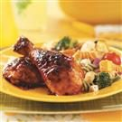 Spicy Grilled Barbecue Chicken