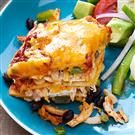 Stacked Enchilada