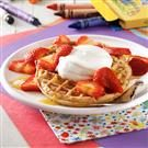 Strawberry Breakfast Shortcakes