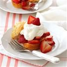 Strawberry Shortcake Cups