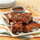 Sweet & Sassy Baby Back Ribs