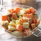 Sweet Potato Waldorf Salad