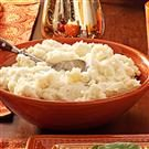 Tarragon Mashed Potato Casserole