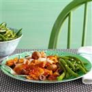 Tender Garlic Green Beans