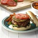 Terrific Teriyaki Burgers