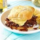 Tex-Mex Shredded Beef Sandwiches