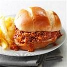 Tex-Mex Sloppy Joes