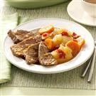 Traditional Yankee Pot Roast