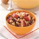 Trail Mix Apple Salad