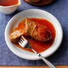 Turkey Sausage Cabbage Rolls