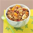 Ultimate Fruity Granola