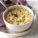 Warm Crab & Spinach Dip