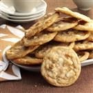 White Chocolate Cookies
