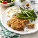 Zippy Breaded Pork Chops