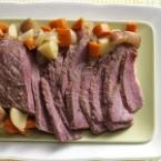 Slow-Cooked Corned Beef Photo