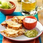 Chicken Quesadillas Photo
