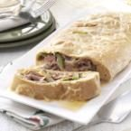 Makeover Philly Steak and Cheese Stromboli Photo