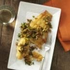 Pan-Fried Catfish with Spicy Pecan Gremolata Photo