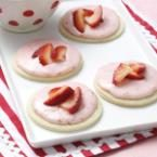 Strawberry Shortcake Cookies Photo