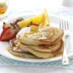 Orange Ricotta Pancakes Photo