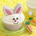 Bunny Carrot Cakes & Cookies Photo