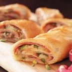 Ham and Swiss Stromboli Photo