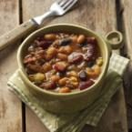 Hearty Baked Beans Photo