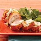 Light Chicken Cordon Bleu