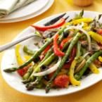 Grilled Asparagus Medley Photo