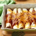 Beef 'n' Rice Enchiladas Photo
