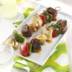 Grilled Beef Kabobs Photo