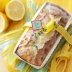 Lemon-Thyme Tea Bread Photo