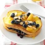Blueberry-Stuffed French Toast Photo