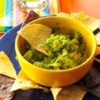 Homemade Guacamole Photo