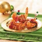 Shrimp Wrapped in Bacon Photo