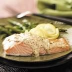 Chipotle-Sparked Mustard Salmon Photo