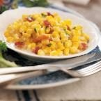 Creamed Corn with Bacon Photo
