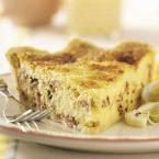 Bacon Swiss Quiche Photo
