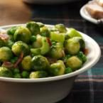 Holiday Brussels Sprouts Photo