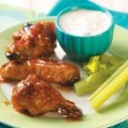 Apricot Chicken Wings Photo