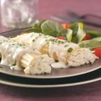 Crab-Stuffed Manicotti Photo
