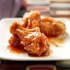 Chili-Lime Chicken Wings Photo