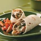 Texas Pork Burritos Photo
