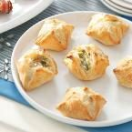 Ham and Broccoli Puffs Photo